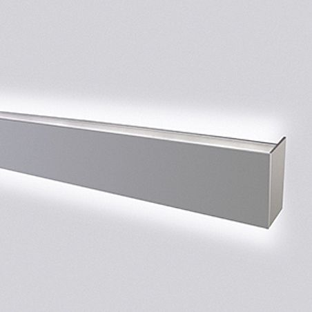 Contemporary wall light extruded aluminum metal led lp contemporary wall light extruded aluminum metal led lp grazer architectural lighting works aloadofball Images