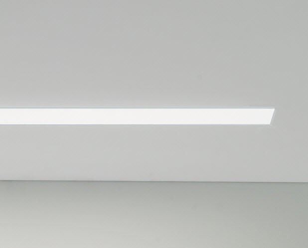 Linear recessed lighting fixtures light fixtures recessed ceiling light fixture fluorescent linear aluminum mozeypictures Image collections