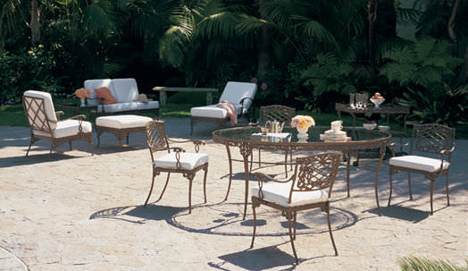 traditional armchair metal fabric with removable cushion elegance