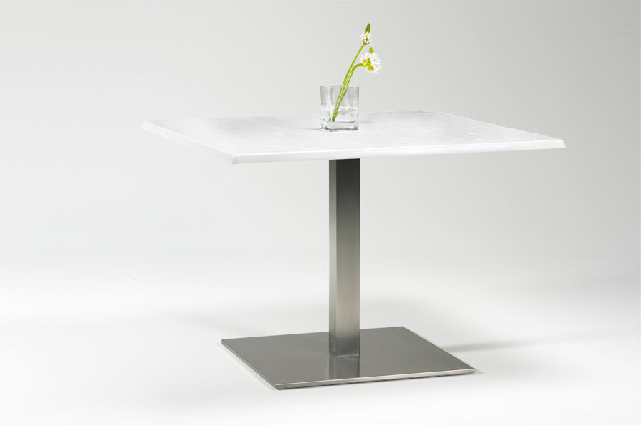 Delicieux Stainless Steel Table Base / Contemporary / For Bars / For Restaurants    5520