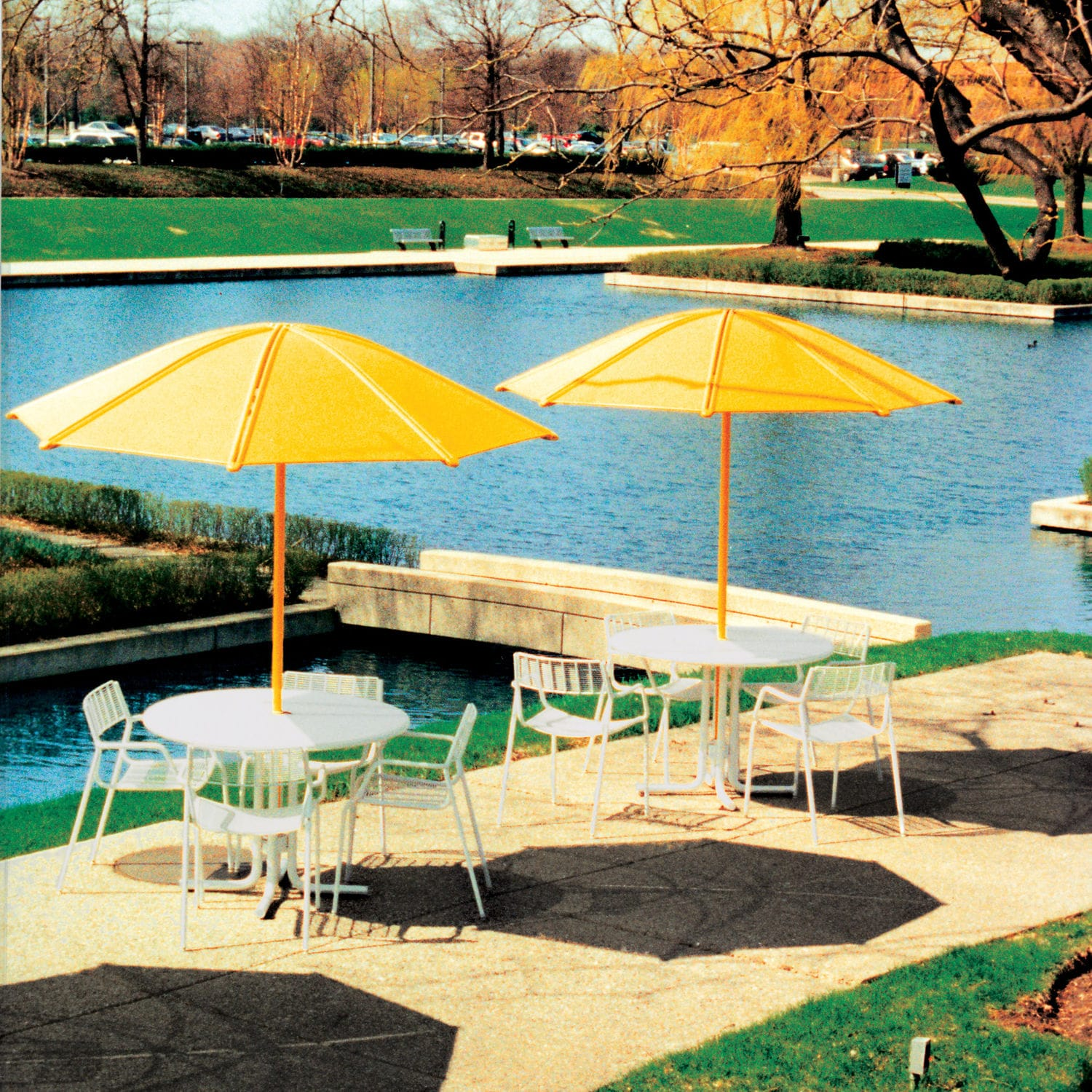 resin patio umbrellas pool arm commercial chairs showcase client foodservice and hospitality umbrella furniture