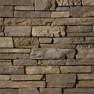 Decorative Stone Wall stone wall cladding / outdoor / decorative - country ledgestone