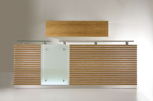 Wooden Reception Desk Gl Opinio