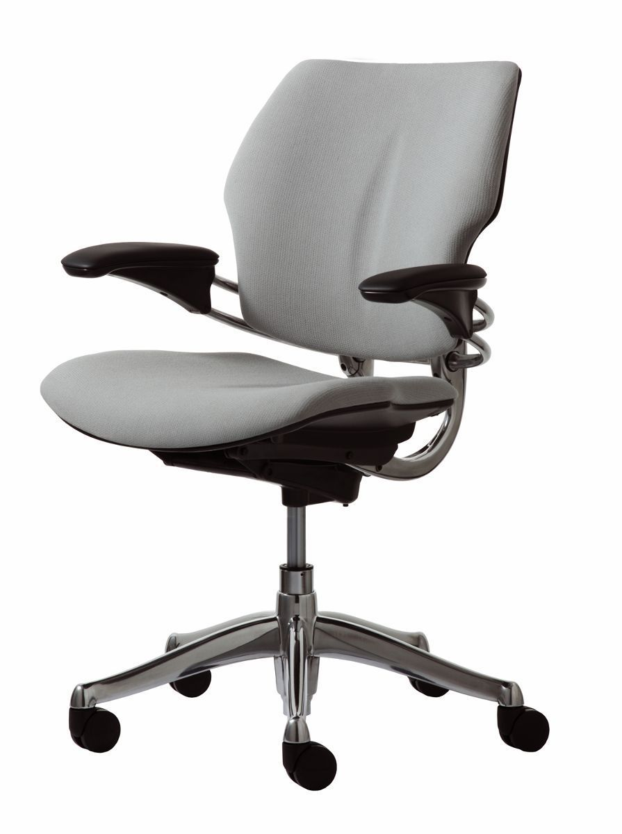 Office chair contemporary fabric leather FREEDOM TASK by – Humanscale Task Chair