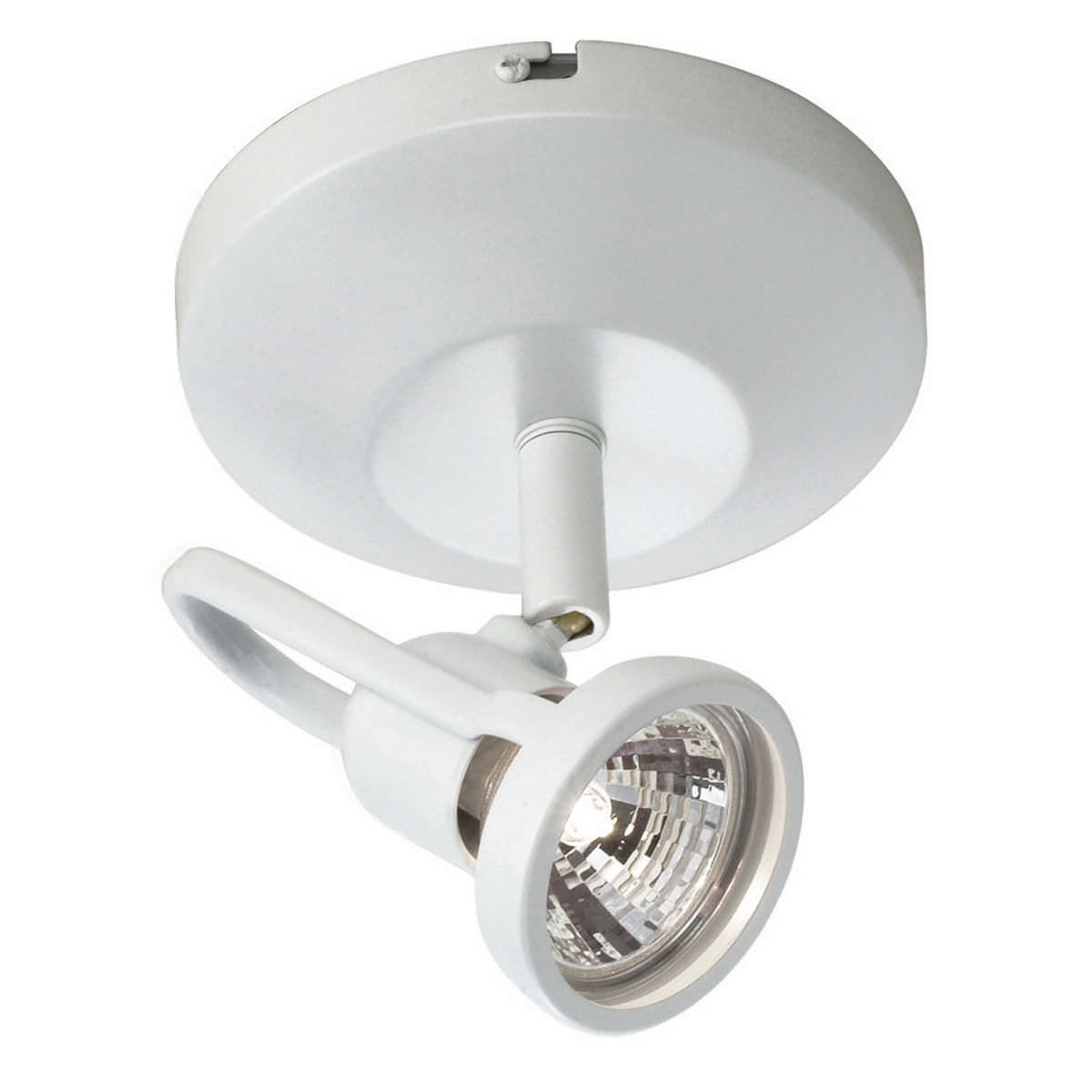 Ceiling Mounted Spotlight Indoor Halogen Round Me 826