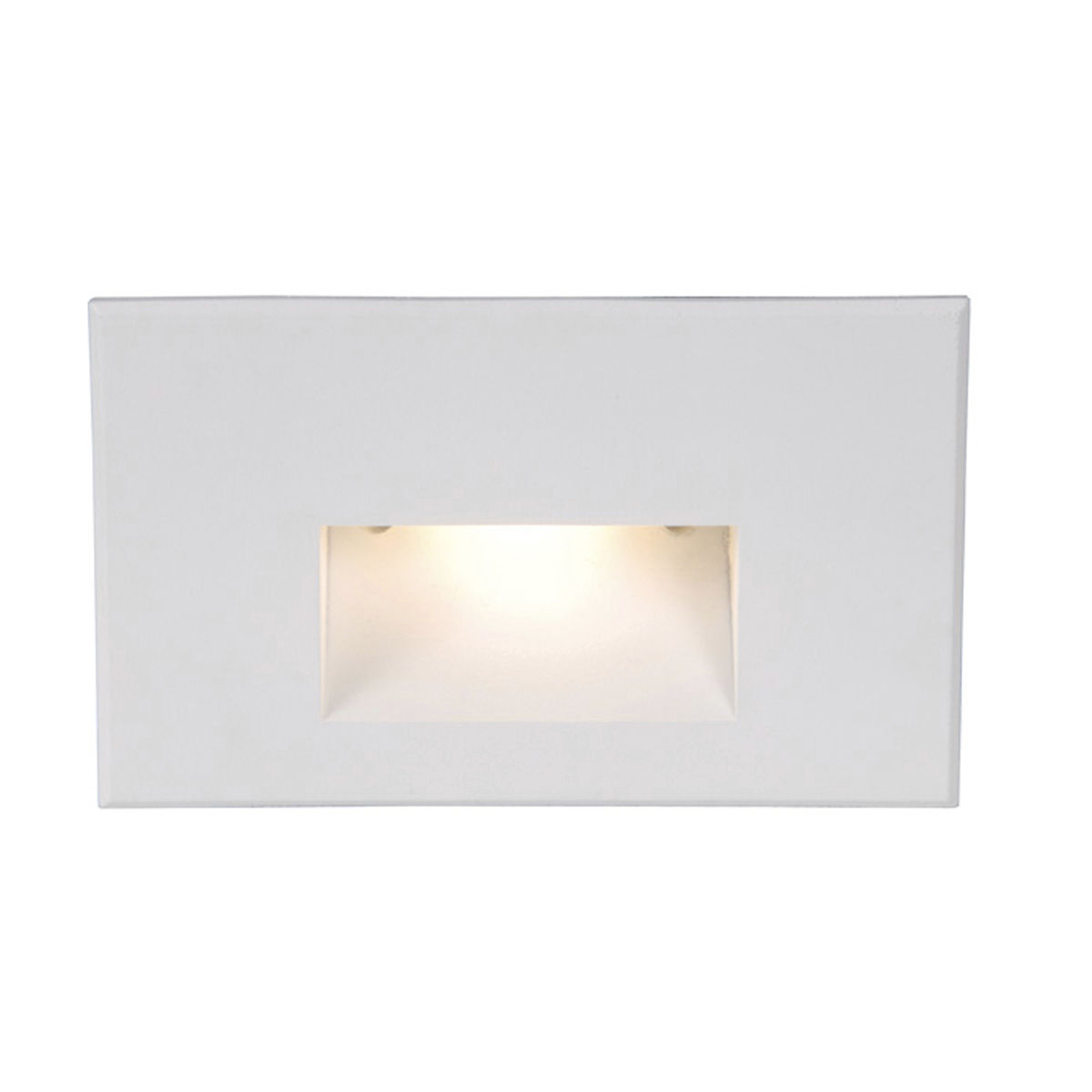 Recessed wall light fixture led rectangular outdoor wl 100 recessed wall light fixture led rectangular outdoor wl 100 wac lighting arubaitofo Gallery
