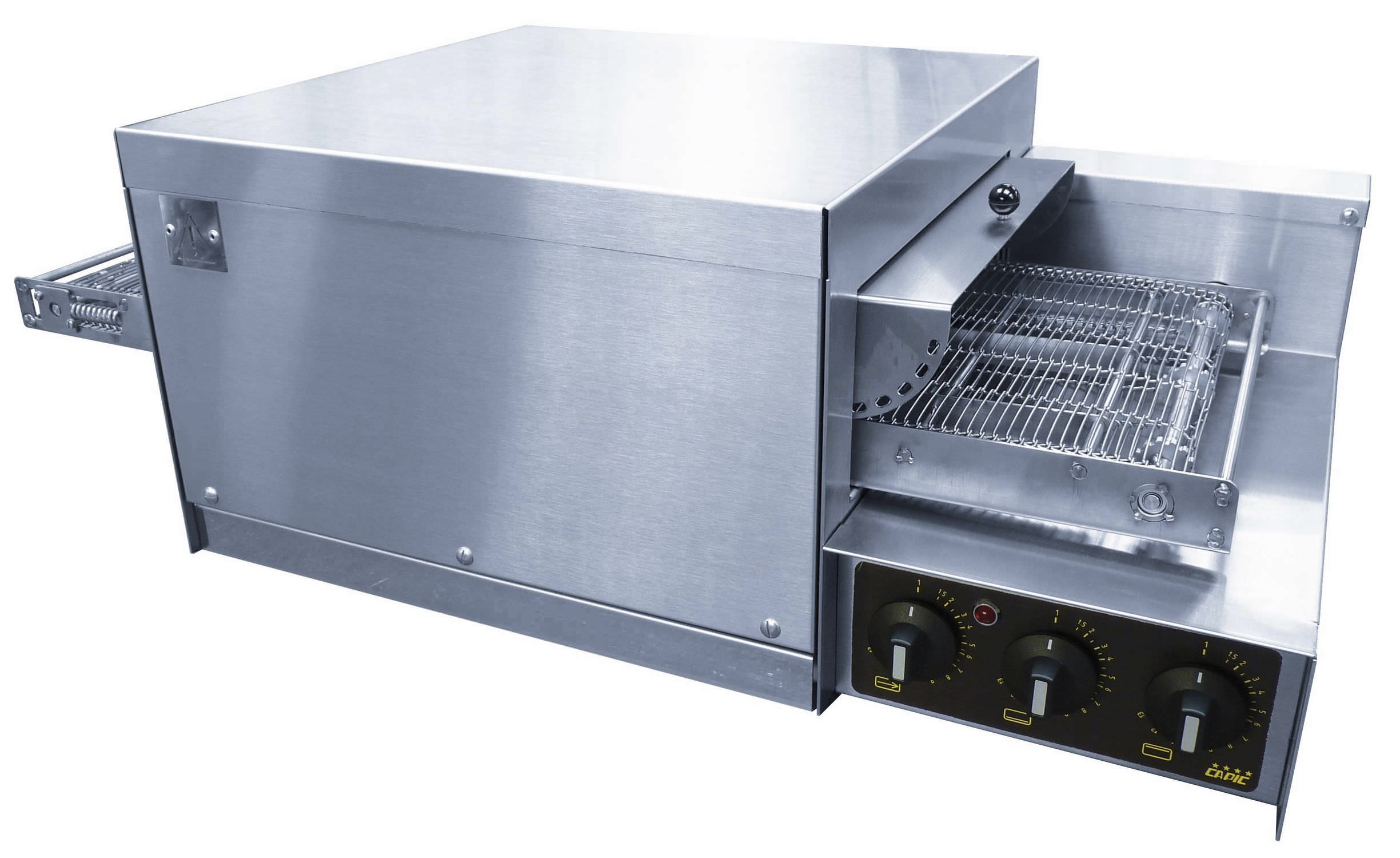 Commercial conveyor electric pizza oven - EXPRESS - CAPIC