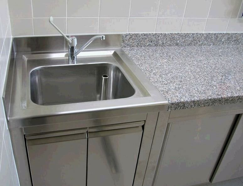 Commercial kitchen sink - INOXPIU