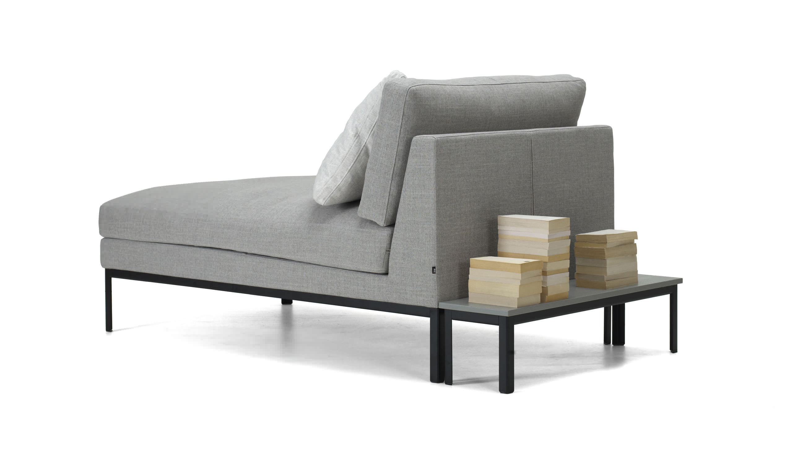 Contemporary lounge chair - JOIN by Emma Olbers - Ire Möbel AB