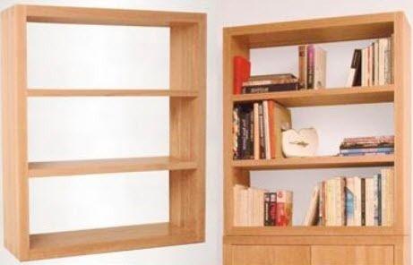 modular bookshelf plans