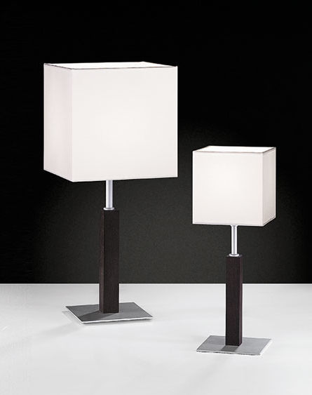 Contemporary table lamp (fabric) - MARIA 15 - Modiss Iluminacion