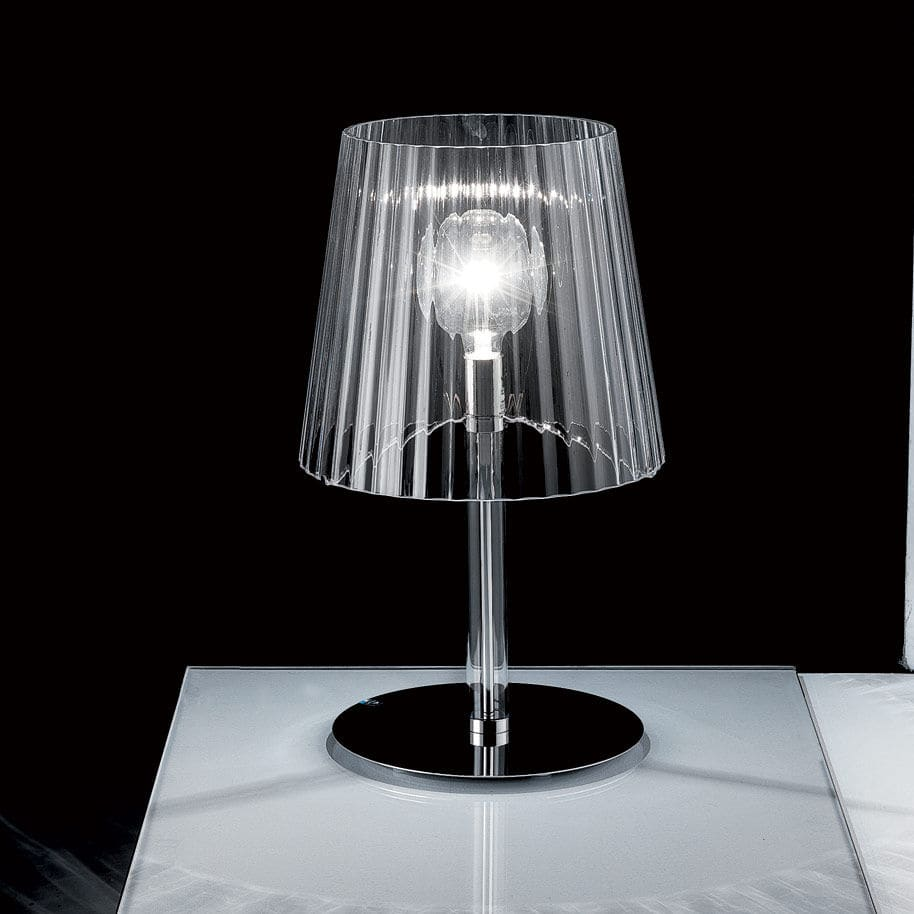 Contemporary table lamp (glass) - LUMÈ by Nicola Grandesso - de ...