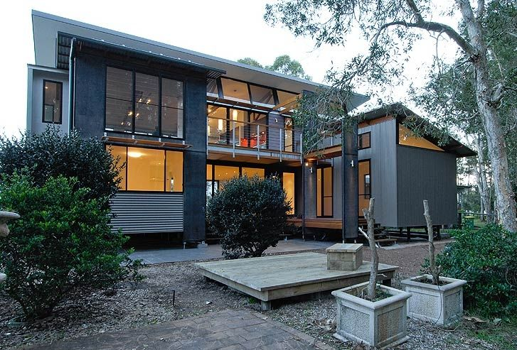 archiexpo: corrugated-steel-roofing-sheet | Good Neighbor Fences ...