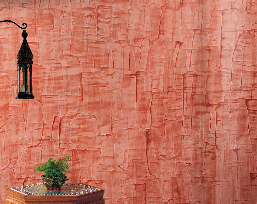 Decorative coating / lime / stuc finish / natural - ROYALE PLAY ...
