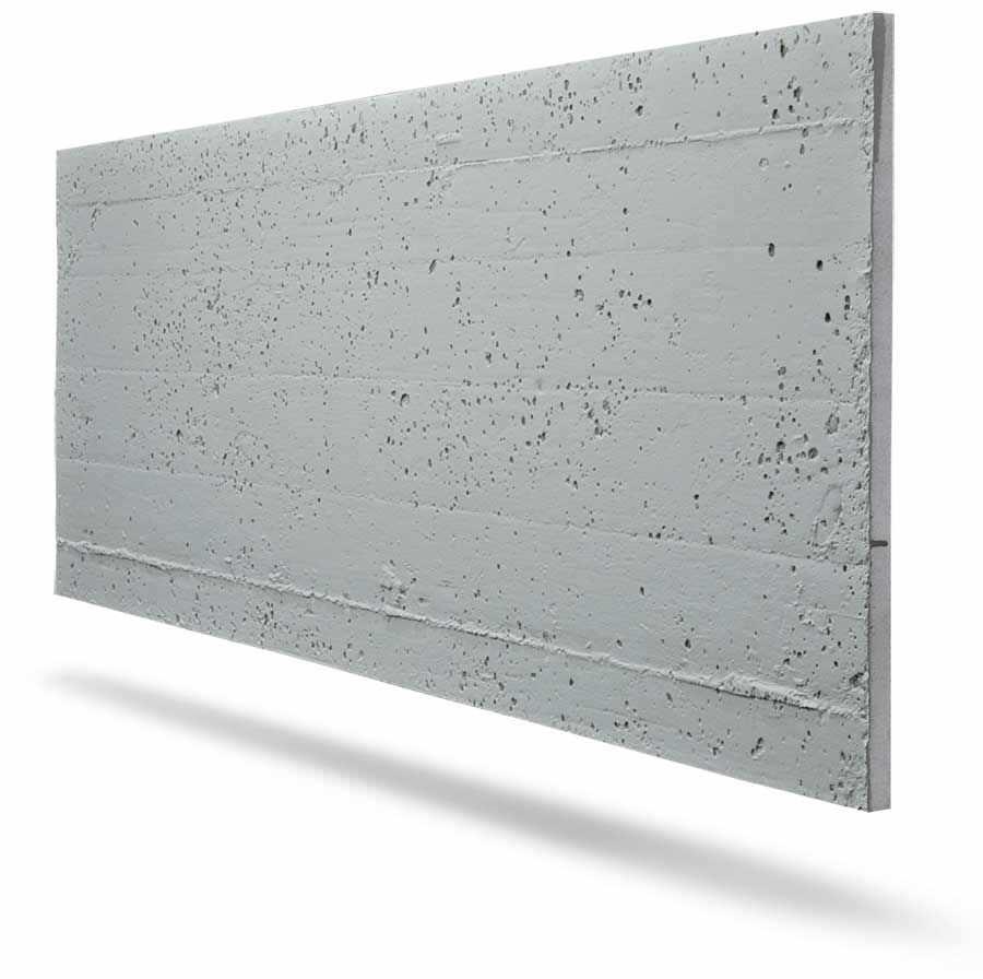 muroform decorative concrete wall panel - material - concrete