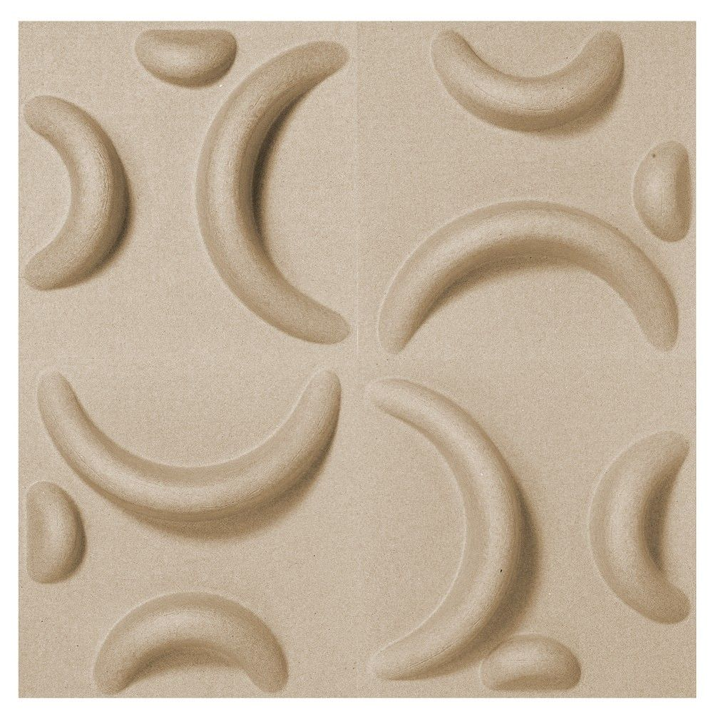 Decorative wall panel in recycled cardboard - SAMPLES via Jaime ... - Cardboard Wall Panels Patterns