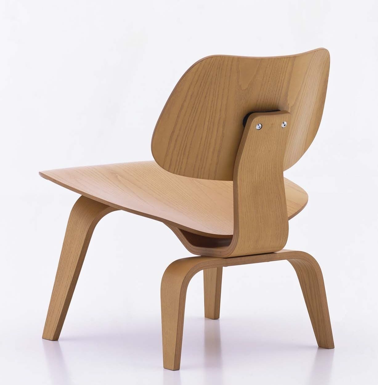Design wood chair by Charles & Ray Eames - LCW - VITRA HOME