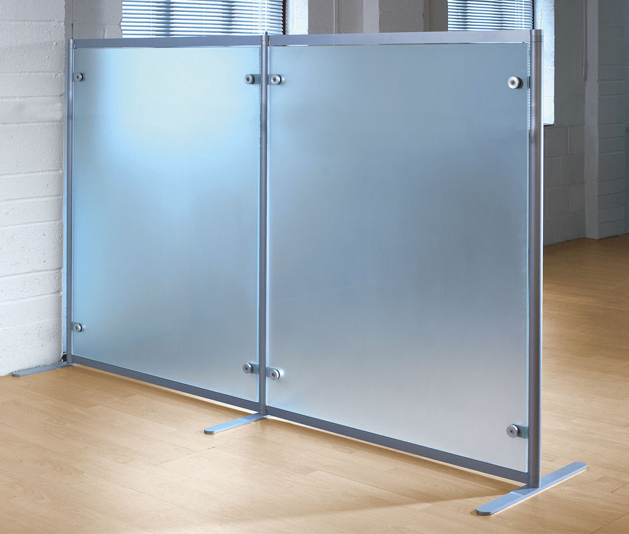 office dividers glass. freestanding | glass screen pinterest office partitions, desk partitions and desks dividers
