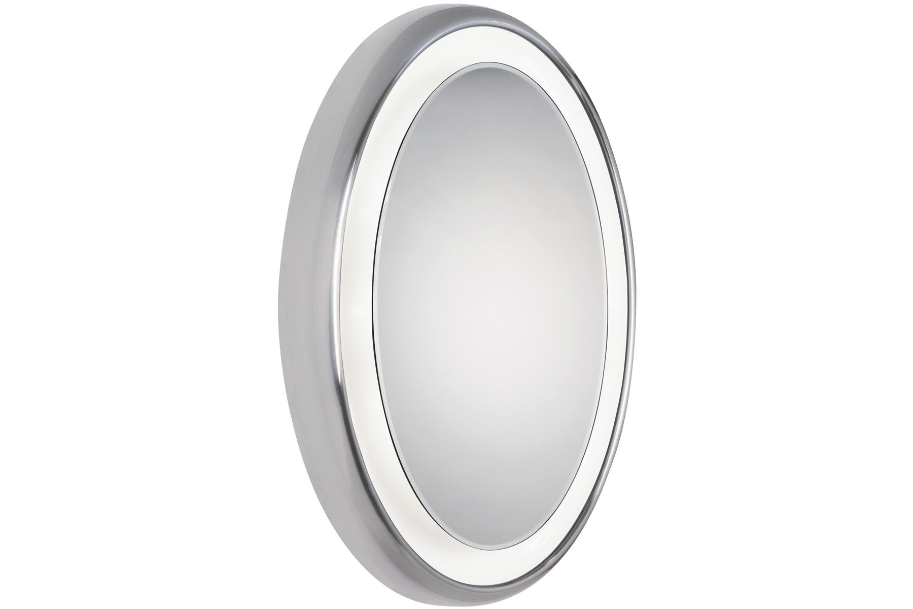 Illuminated bathroom mirror - TIGRIS MIRROR OVAL - TECH LIGHTING
