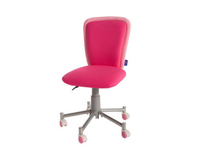 Kids office chair (girls) - 82-10003 - FLEXA