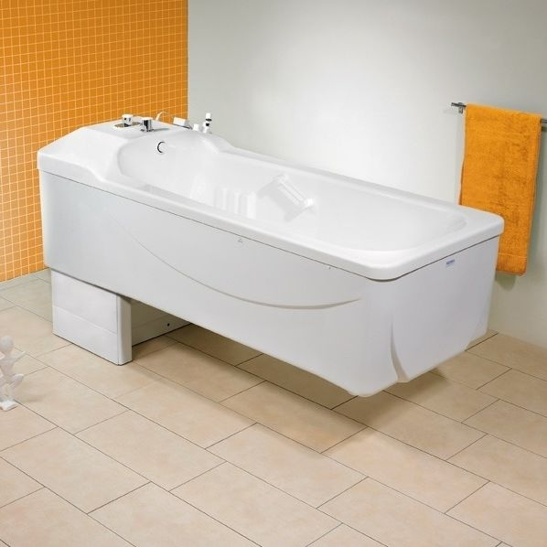 Lifting bath for the disabled - BALANCE - Trautwein