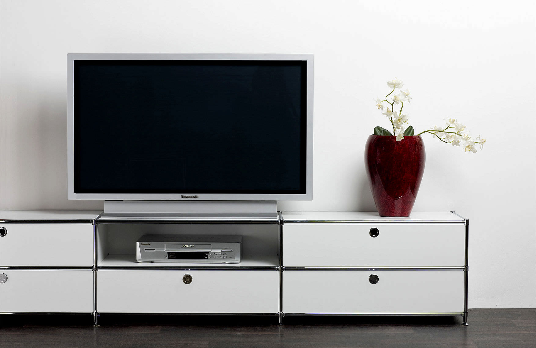Minimalist design TV cabinet - SYSTEM4® MODULAR FURNITURE ...