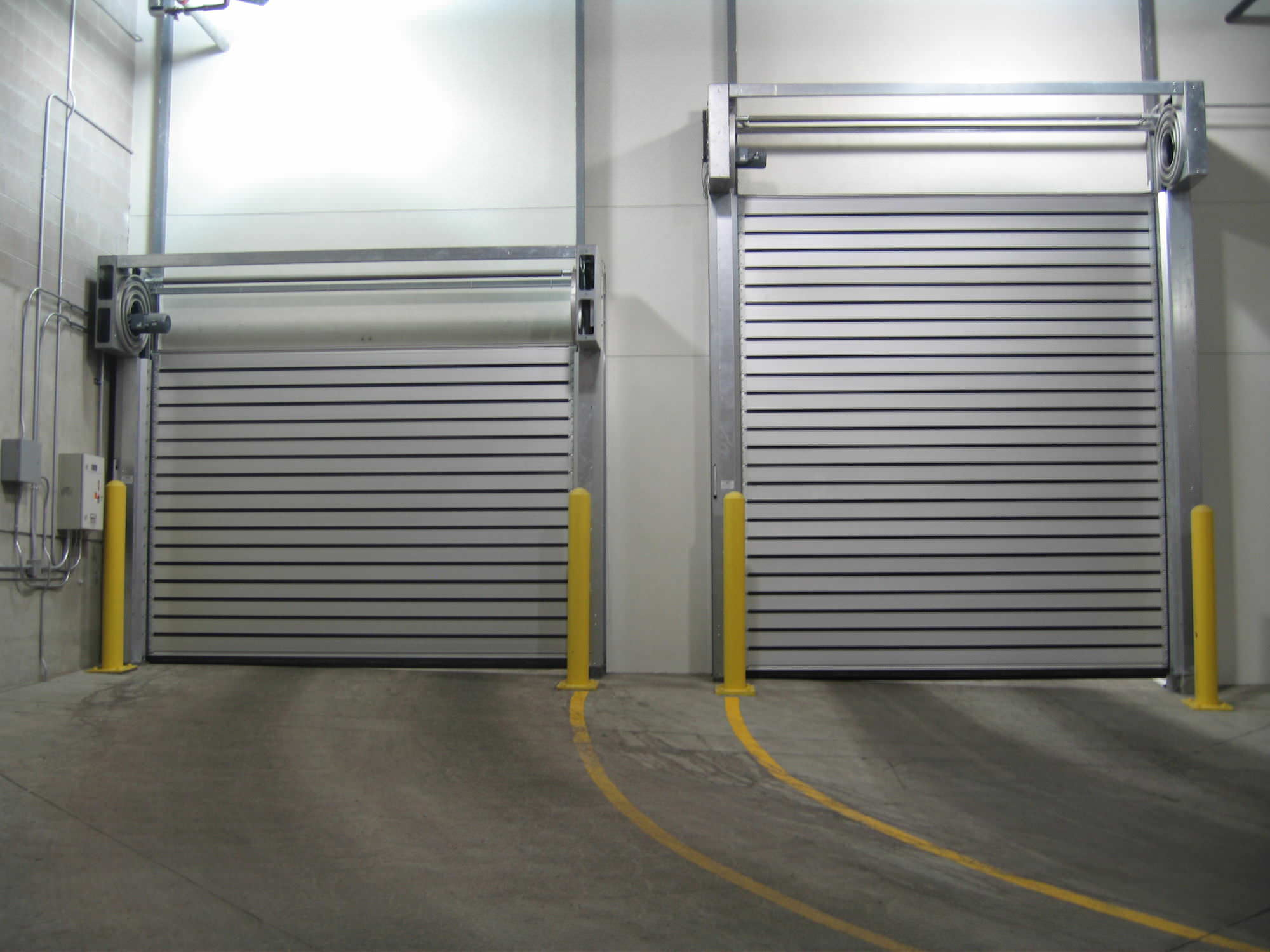 garage up for door roll prices doors l sheds shed