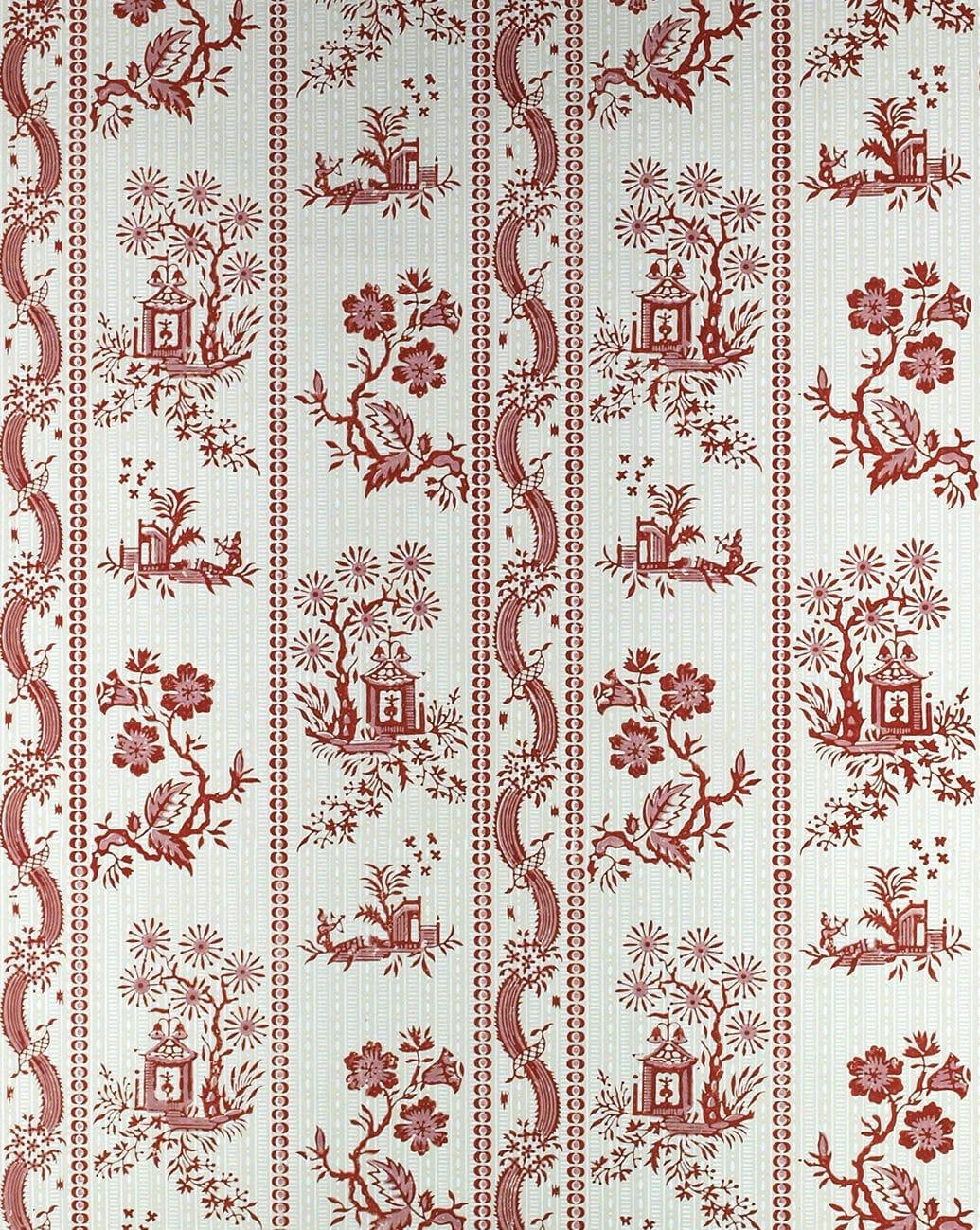 Français Toile Wallpaper