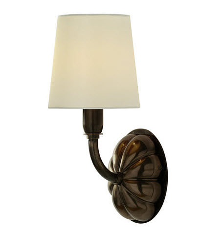Traditional wall light - MELLON WALL SCONCE - Baker