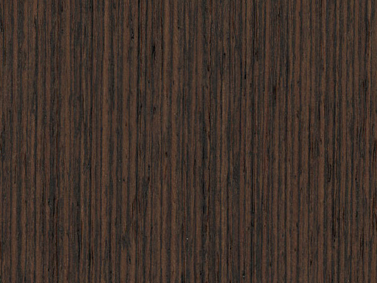 Wenge wood veneer finish