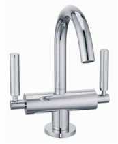 1 hole washbasin double handle mixer tap SAM ALIA Sam Vertriebs
