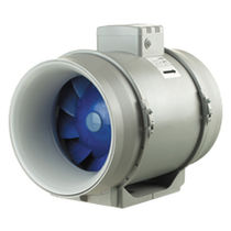 Extractor fan / duct / duct / industrial