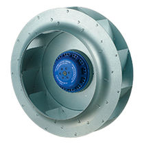 Centrifugal fan / duct / commercial / galvanized steel