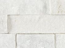 Stone wall cladding panel / textured