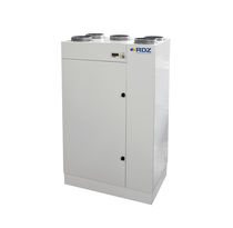 Centralized ventilation unit / heat-recovery / residential