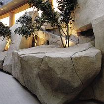 Masonry mortar / artificial stone