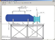 CAD software / architecture / for steel structures / 3D