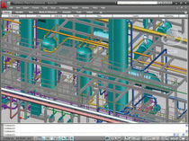 CAD software / analysis / for hydraulic and thermal installations / 3D