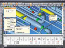 Fluid dynamics calculation software / for steel structures