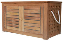 Contemporary chest / garden / outdoor / teak
