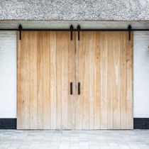 Door hinge / metal / two-leaf