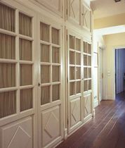 Interior door / closet / for walk-in wardrobes / swing