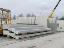 Prefab stadium seating / reinforced concrete
