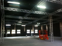 Aluminum truss / square / for special events
