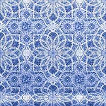 Contemporary wallpaper / floral / non-woven