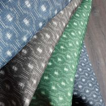 Upholstery fabric / for curtains / geometric pattern / monochrome