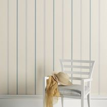 Contemporary wallpaper / striped / washable / non-woven
