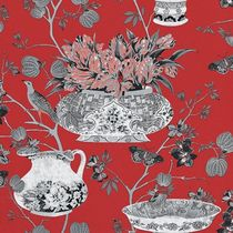 Traditional wallpaper / floral