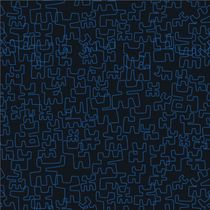 Contemporary wallpaper / patterned / washable / non-woven