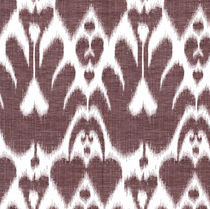 Upholstery fabric / patterned / cotton / jacquard